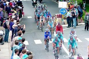 Rodez - Aveyron - Ville étape du Tour de France