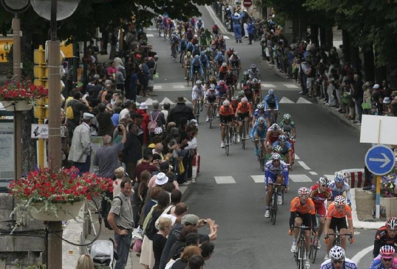 Le Tour de France à Rodez - Aveyron