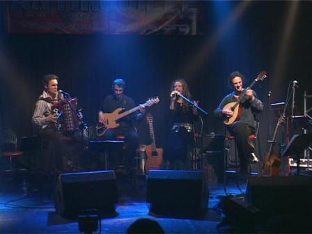 Arvieu concert : Festival des Hivernants � Arvieu