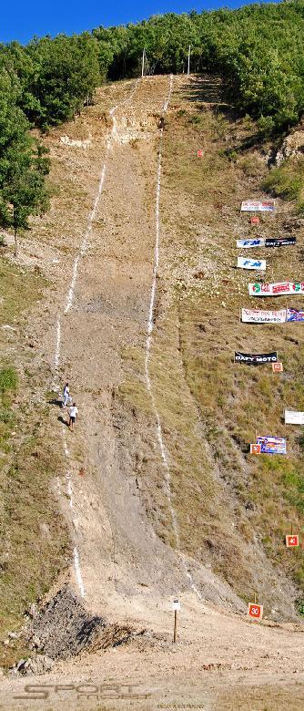 Hill-Climbing Moto