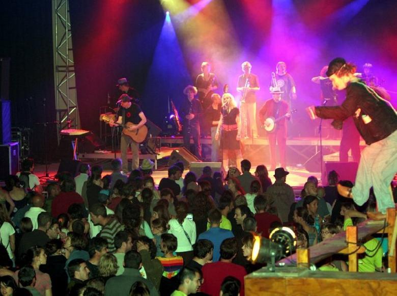 Le Mac d'Oc à Arvieu - Concert aux couleurs de l'Occitanie