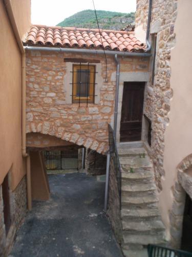 Ruelle de St-Rome de Tarn - Aveyron