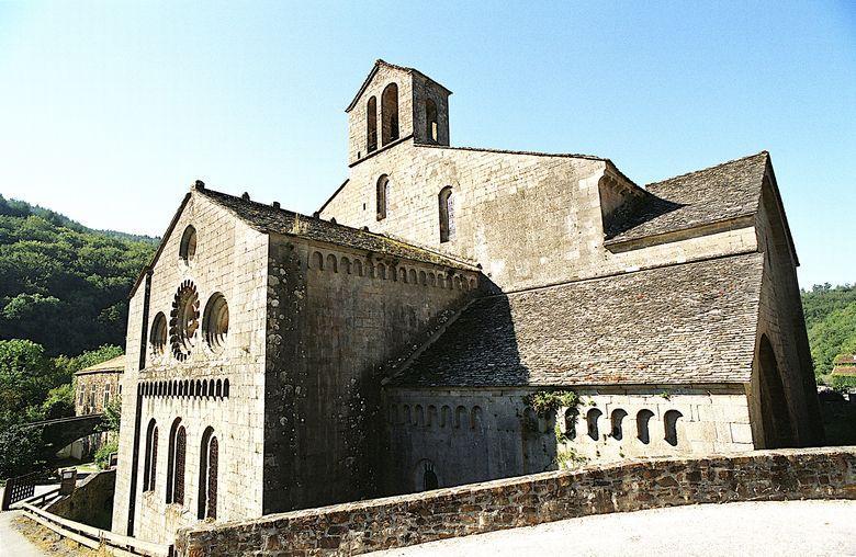 L'abbaye de Sylvanès : Première abbaye cistercienne construite en Rouergue au XIIème siècle