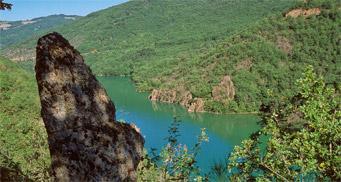 Les Raspes du Tarn dans l'Aveyron