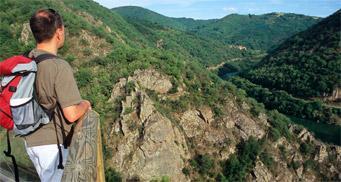 Magnifiques panoramas des Raspes du Tarn