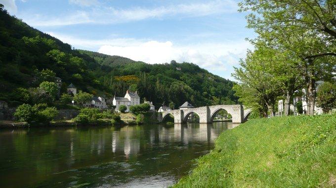 Entraygues sur Truyère et ses ponts