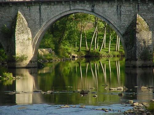 Pont d'Olt - Entraygues - Aveyron - France