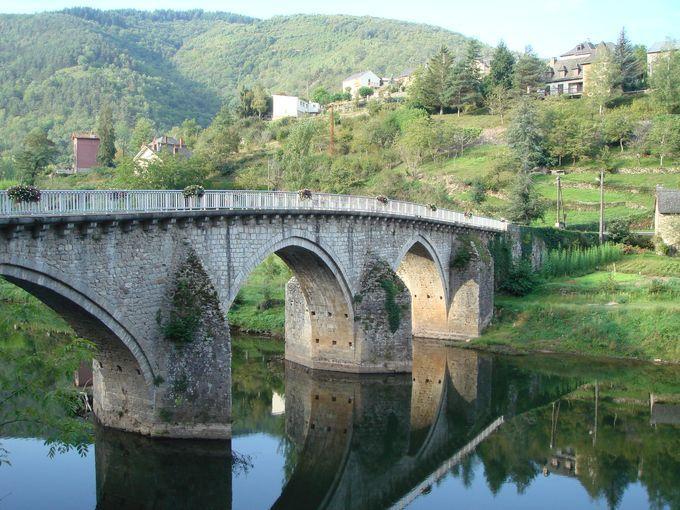 Pont de Notre Dame - Entraygues-sur-Truyère - Aveyron