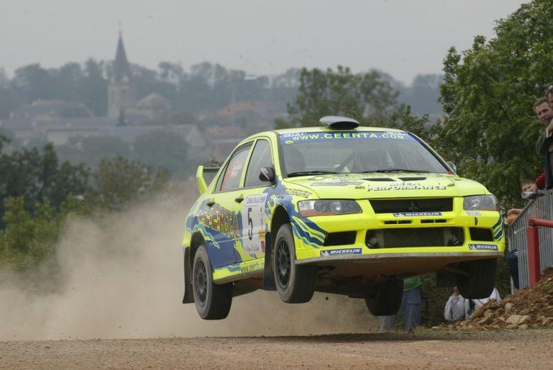 Rallye des Cardabelles Millau Aveyron