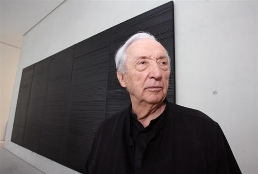 Le musée consacré au peintre et graveur Pierre Soulages à Rodez