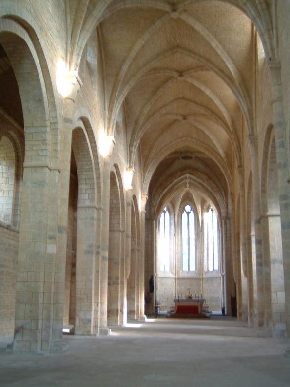 Abbaye cistercienne de Loc Dieu près de Montauban
