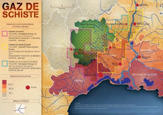Le gaz de schiste en France : Une indépendance énergétique au prix d'un désastre écologique ?