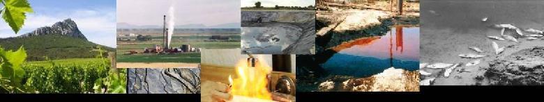 Outre les risques de pollution que l'exploitation de cette source d'énergie ferait courir aux nappes phréatiques, les manifestants redoutent l'impact qu'auraient de tels gisements pour l'agriculture et sur les paysages