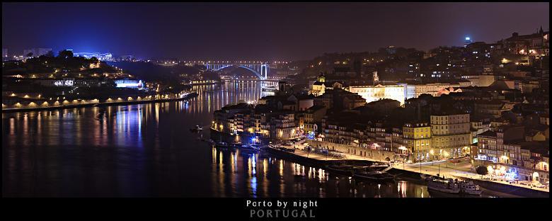 Porto est la seconde agglomération du Portugal après Lisbonne.<br>Berceau de sites naturels d'exception, le Golfe de Porto est le lieu rêvé pour des vacances au coeur d'une nature préservée.