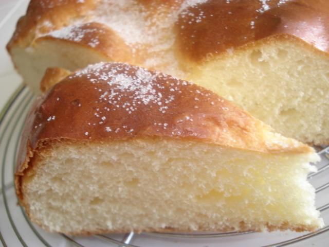 La Fouace est un tr�s ancien g�teau traditionnel de l'Aveyron.