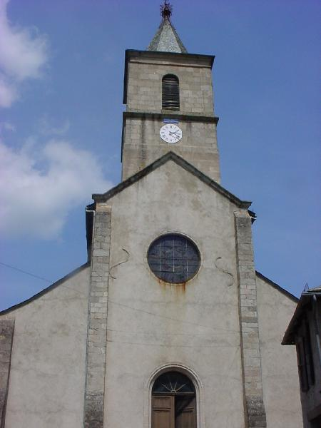 L'église d'Entraygues - Aveyron