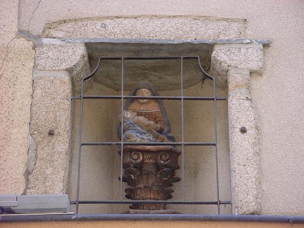 La Pieta du XVème siècle - Aveyron