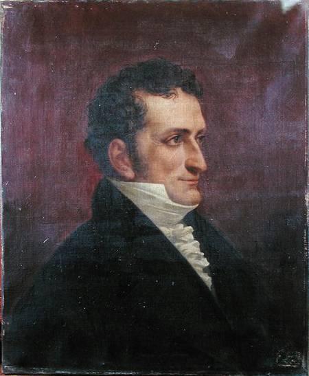 Le docteur Jean Marc Gaspard Itard  rendu célèbre par son travail sur le cas de l'enfant sauvage, Victor de l'Aveyron.