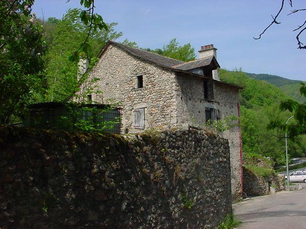 Le moulin de la Truy�re - Aveyron
