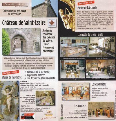 Vingt pièces à découvrir tout au long de la visite : voûtes sur croisées d'ogives, fresques géométriques, escaliers à vis, appartement des évêques.
