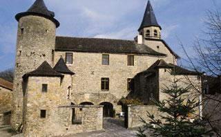 La commanderie construite par l'Ordre de Saint-Jean de Jérusalem est la seule en France à accueillir une œuvre sociale.