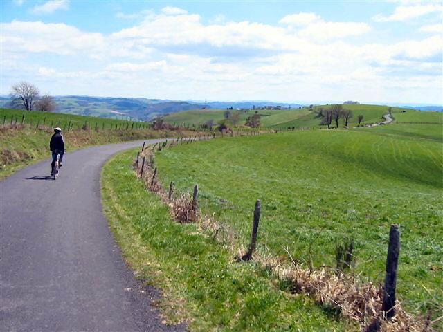 Randonnée course des deux vallées