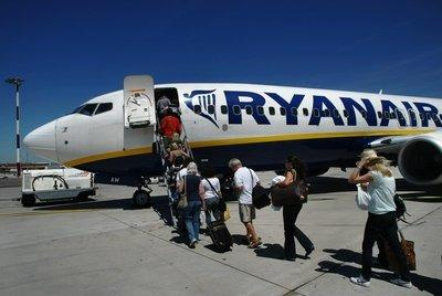 Le vol Rodez-Bruxelles/Charleroi de Ryanair relie lAveyron  la Belgique.