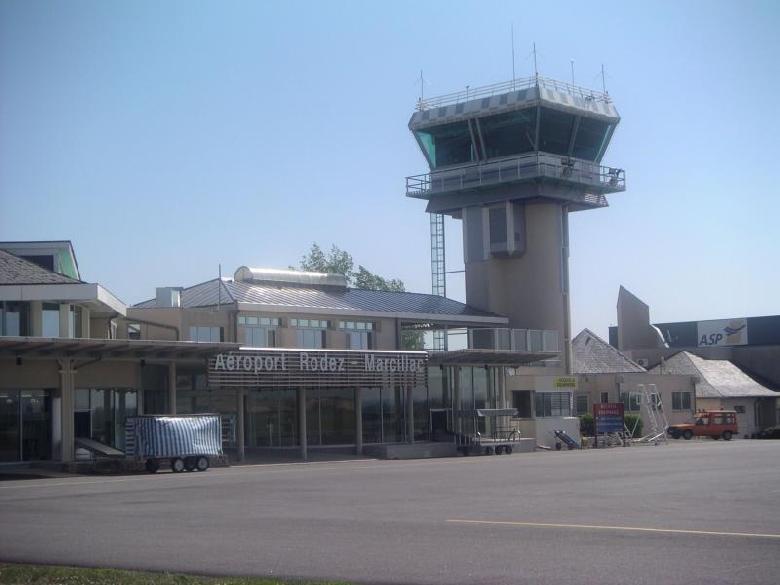 Aéroport Rodez-Marcillac - Aveyron