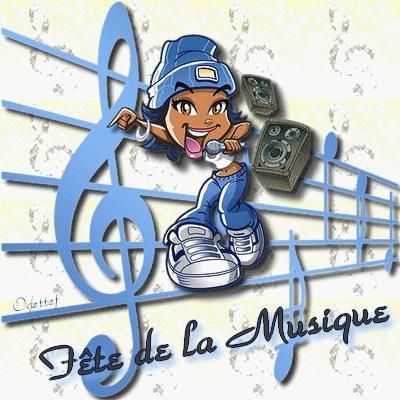 Fête de la musique et feu de la St-Jean à Entraygues-sur-Truyère