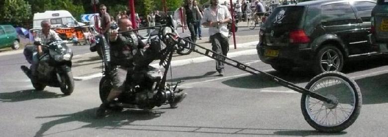 Rock Aveyron Bike Show - Rassemblement de moto, spectacles et concert de musique rock