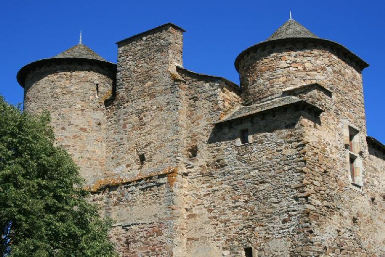 Le Château de Taurines - Centrés - Aveyron