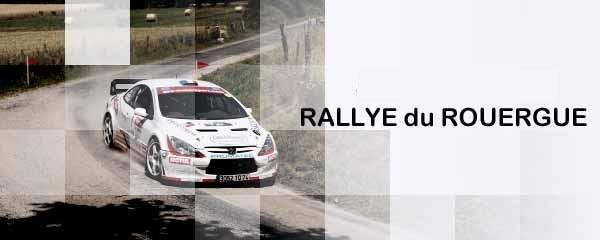 Rallye du Rouergue - Aveyron - France