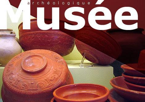 Le Musée archéologique de Banassac en Lozère