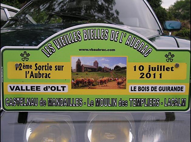 Les Vieilles Bielles de l'Aubrac : Aveyron Classic