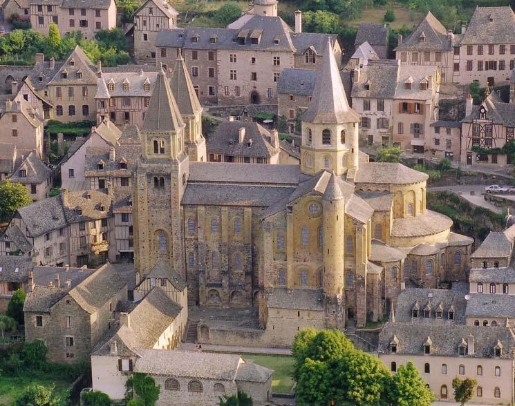 Le village préféré des français 2013 - Votez pour Conques