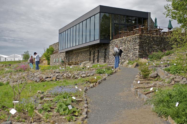 Le Jardin Botanique de l'Aubrac - Aveyron
