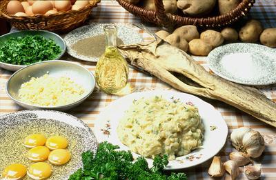 Estofinado, spécialité cullinaire Aveyronnaise