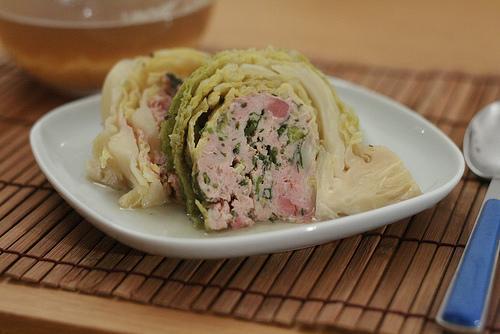 Recette du chou farci, gastronomie et spécialité aveyronnaise.