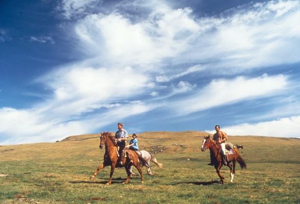 Festirando : Le festival de la randonnée pleine nature à cheval