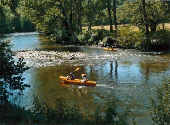 Festirando : Le festival de la randonnée pleine nature en canoé