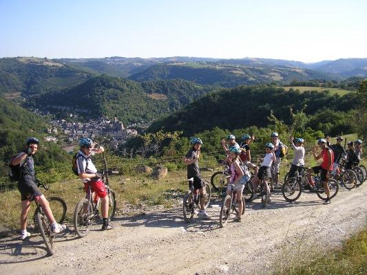 Festirando : Le festival de la randonnée pleine nature en VTT