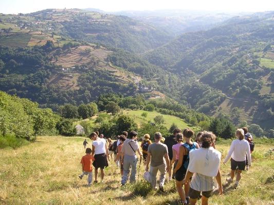 Festirando : Le festival de la randonnée pleine nature en randonnée pedestre