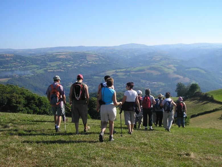 Festirando : Le festival de la randonnée pleine nature dans le pays Haut Rouergue en Aveyron
