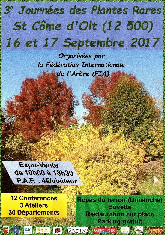 Journées des plantes rares et de collection en Aveyron à Journées des plantes rares et de collection en Aveyron