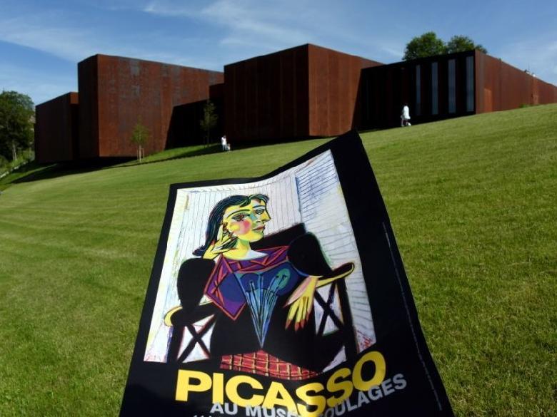 L'exposition consacrée à Pablo Picasso ouvre samedi 11 juin au public. Elle se prolongera jusqu'au 25 septembre 2016. (José A. Torres)