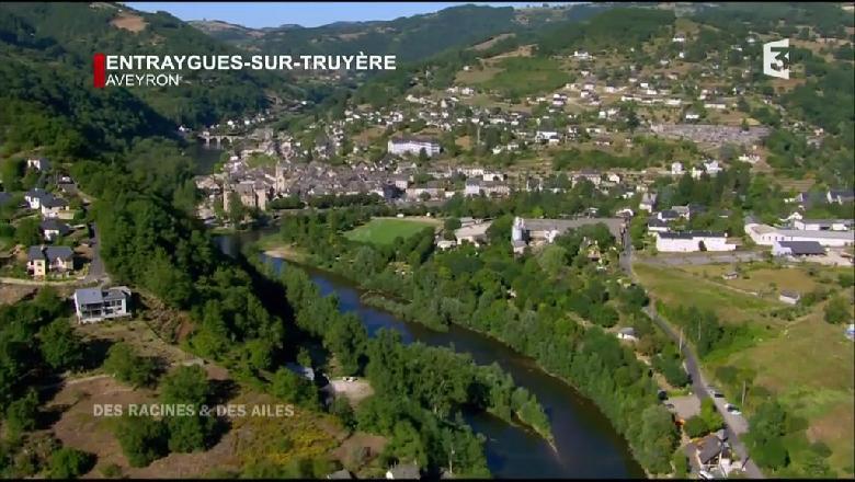 Du sud du Tarn au nord de l'Aveyron.