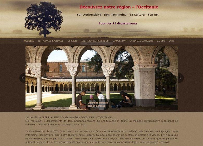 Découvrez notre région - l'Occitanie par Nathalie PHILIPPE