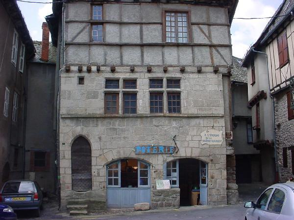 Etape de la Reine Margot - Aveyron