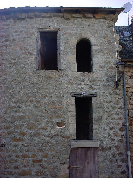 La tour d'Iot - Aveyron