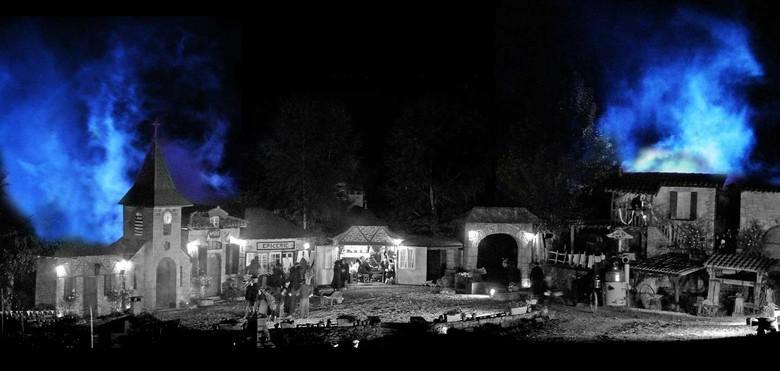 HIER UN VILLAGE - Festival et spectacle de Flagnac